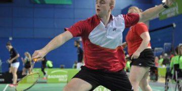 Ciarán Chambers, Badminton