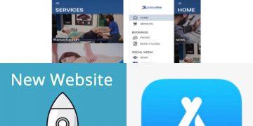New Website & Apps!
