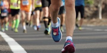 Are you training for a marathon??