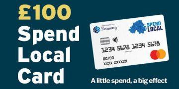 £100 Spend Local Vouchers